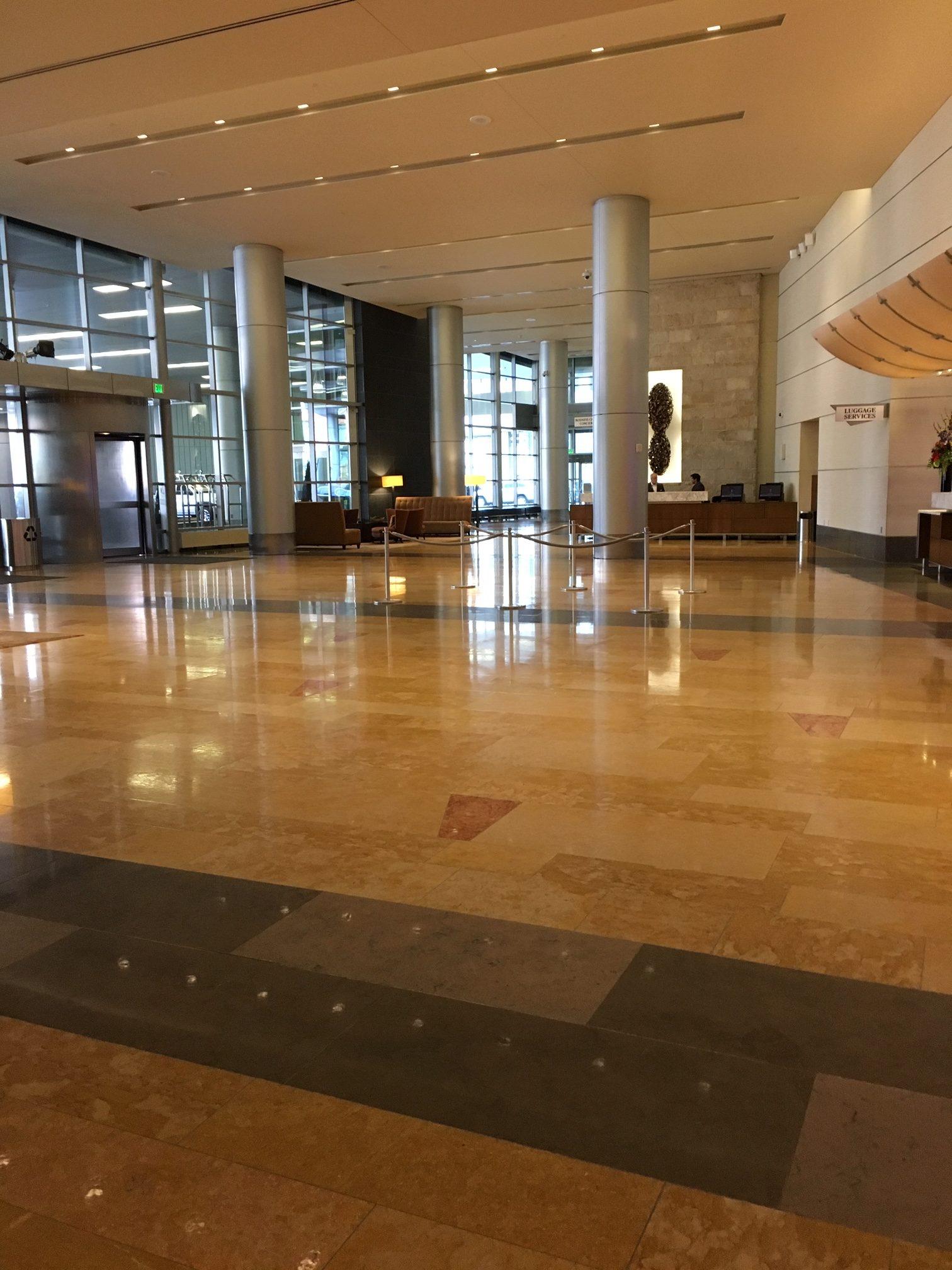 Lobby Column Wraps 02