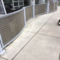 Outdoor Railing