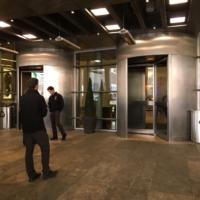 Revolving Doors Main Entrance 01