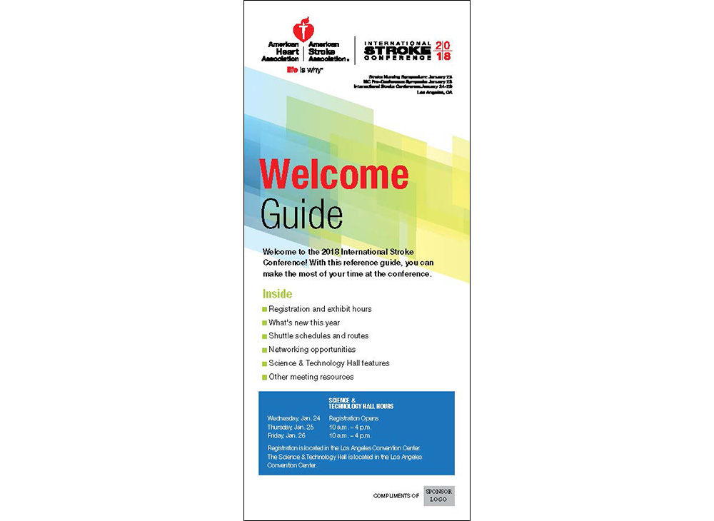 Attendee Welcome Guide
