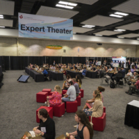 Medtronic Expert Theater during Expert Theater Presentation