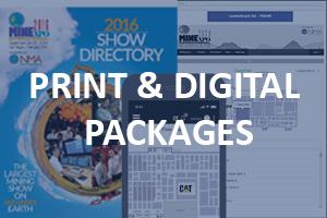 Print & Digital Packages