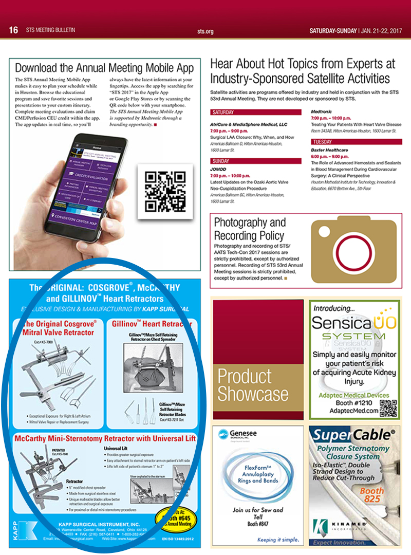STS Daily rotator 4 – Quarter Page