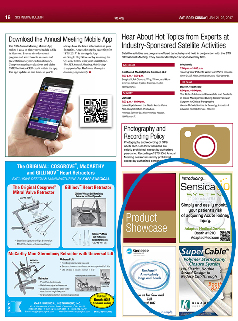 STS Daily rotator 5 – Products and Services showcase ad