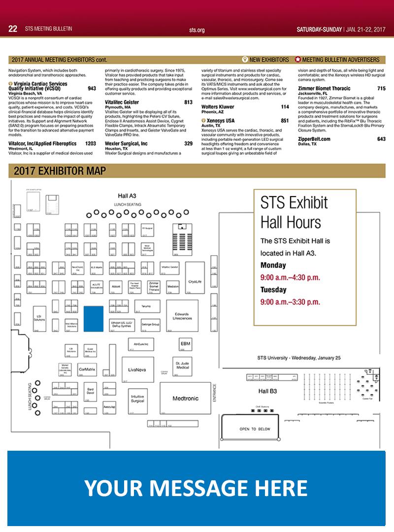 STS Daily rotator 7 – Map Premium
